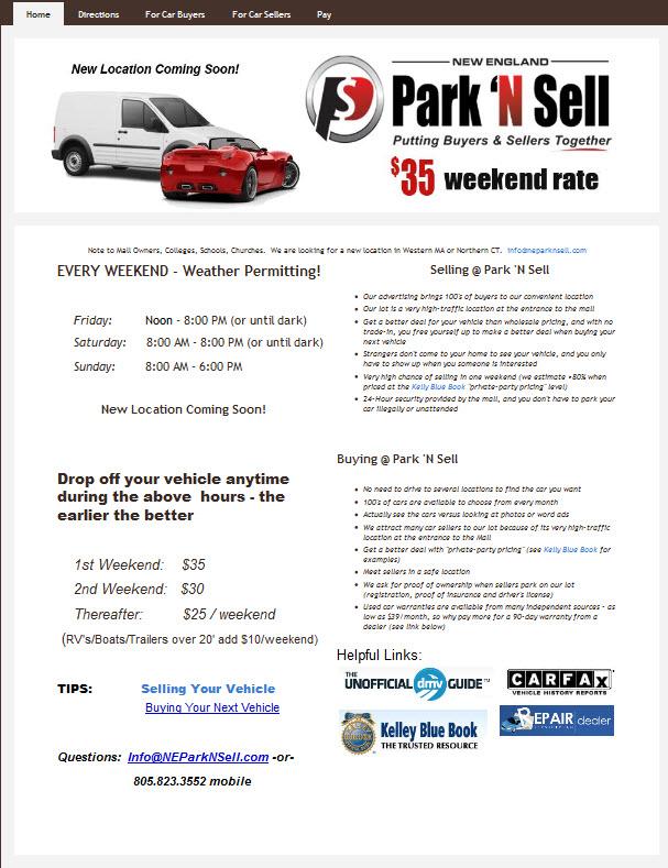 Fundraising Almanac Auto Fair For Charity
